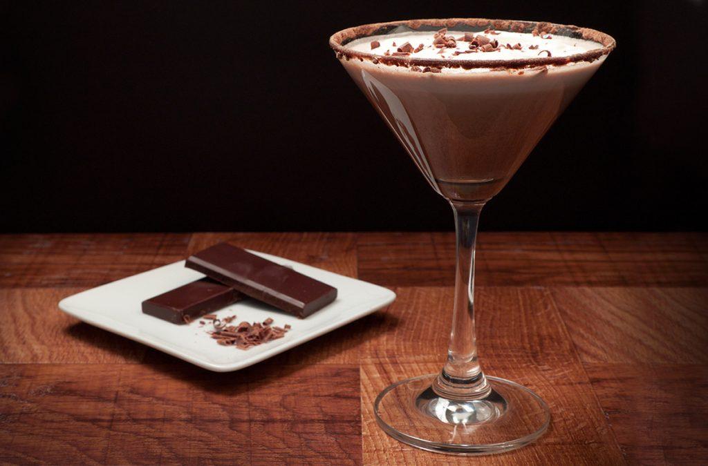 Коктейль шоколадный алкогольный